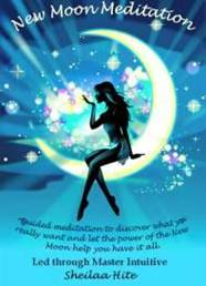 New Moon Wish Fulfillment Meditation